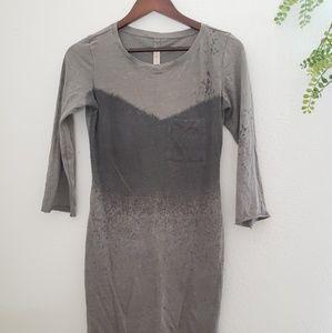 Raquel Allegra sweater dress size S